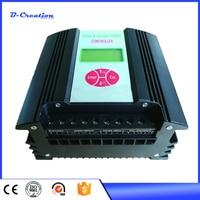 40A 12/24V 1000W wind solar hybrid controller LCD Wind 600W and 400W solar panels Economic Solar Wind Hybrid Controller