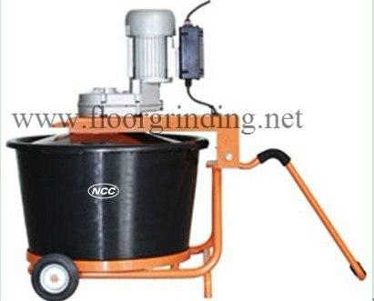 NCCTEC small light mortar mixer | epoxy paint cement mixing machine | 220V 50HZ single phase  цены