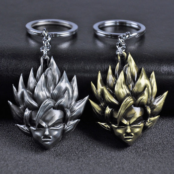 Llavero super saiyan de Goku de Dragon Ball Merchandising de Dragon Ball