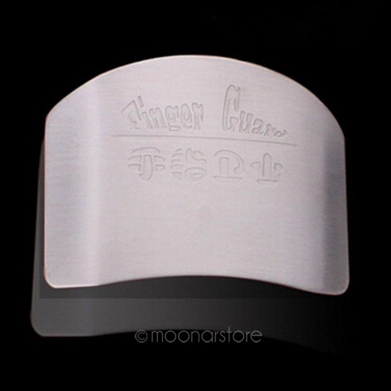 HTB1Q0SJbozrK1RjSspmq6AOdFXan - Stainless Steel Kitchen Accessories Vegetable Finger Guard Protector Gadgets