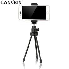 LANVEIN Digital camera Telephone Holder Versatile Tripod Bracket Stand Mount Monopod Styling Equipment For Cellular Telephone Digital camera iphone 6s 7