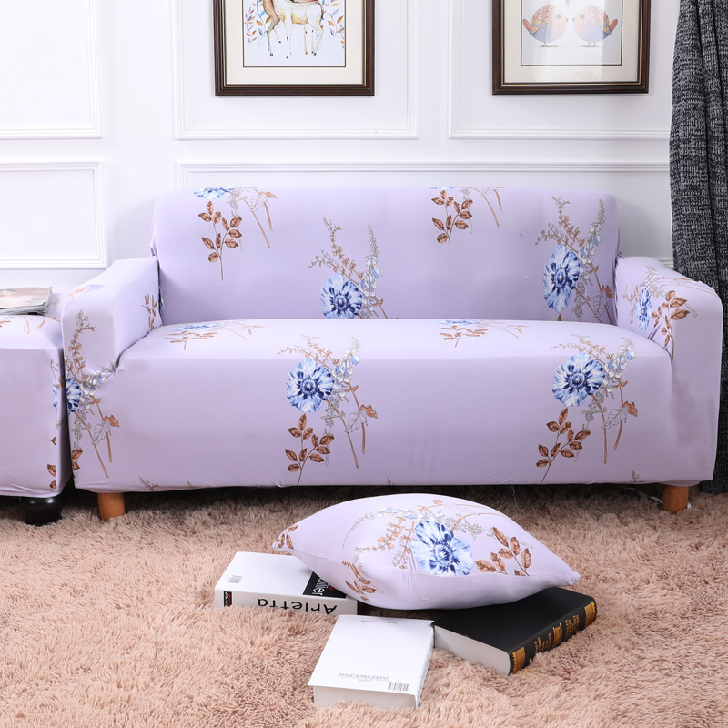 4 Style Home Decor Sofa Cover Elastic Soft Furniture Elasticity Slip-resistant Cushion Covers For Sofa Couch