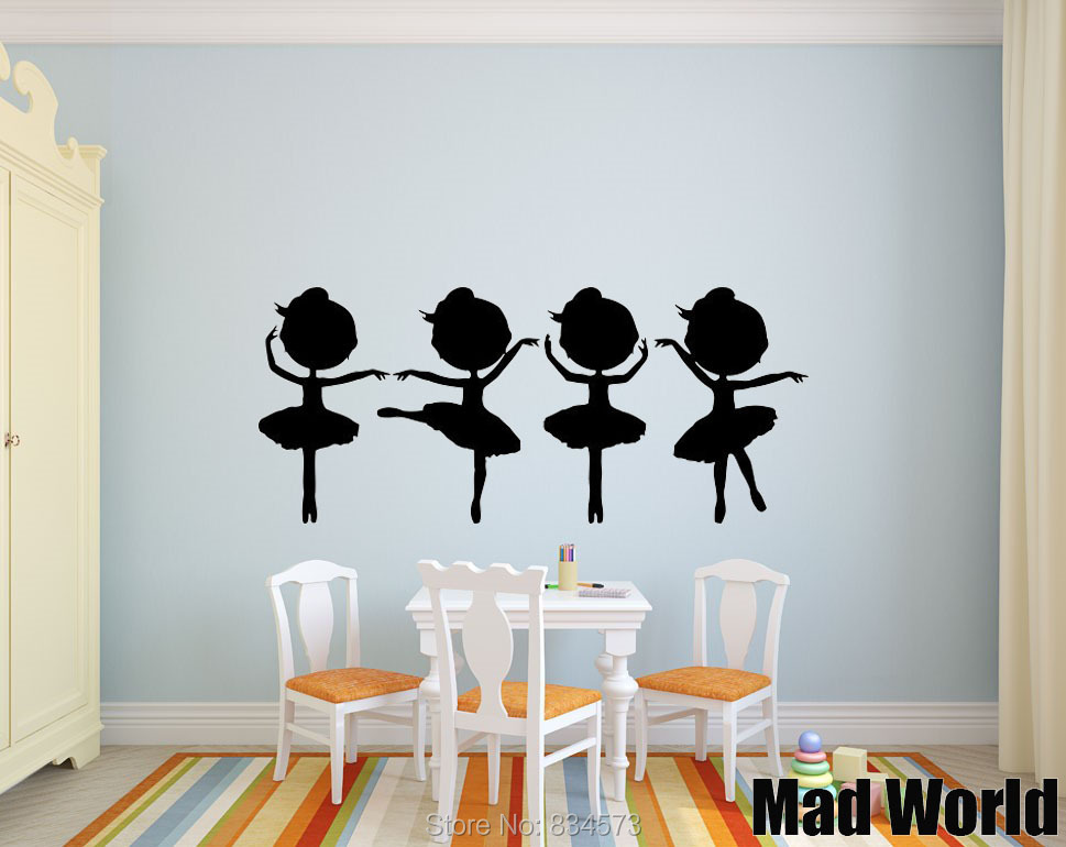 Ballet Wall Art compare prices on sticker wall art- online shopping/buy low price