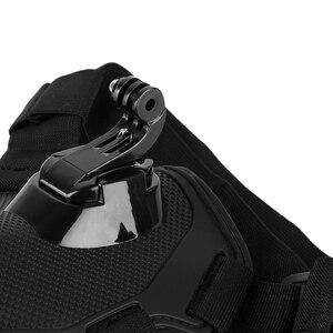 Image 4 - SHOOT Fetch arnés para el pecho para GoPro Hero 9, 8, 7, negro, Sjcam, Sj4000, Xiaomi Yi, 4K, Eken, H9r, Go Pro, accesorio para cámara de acción