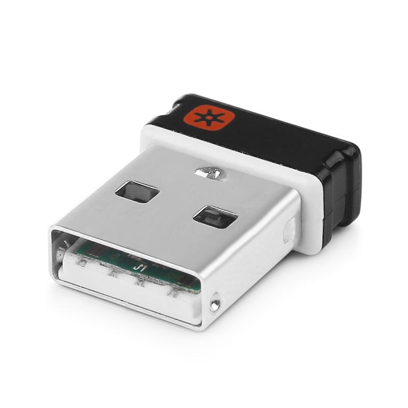 Para logitech dongle receptor unificando nano dongle 6 canal 6mm para mx m905 m950 m505 m510 ect receptor adaptador