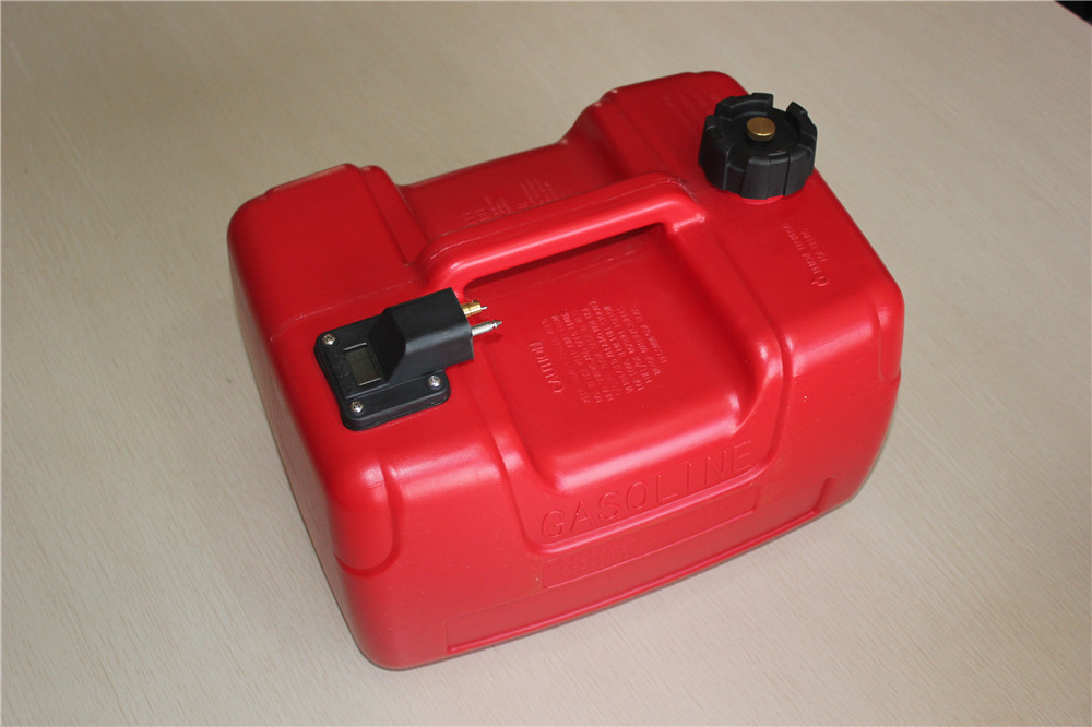 12L Fuel Tank assembly for Yamaha Outboard Motor (with fuel cap and fuel gauge ) , Boat Motor , Hidea / Powertec Outboard Parts boat motor 24l fuel tank assembly for yamaha outboard engine with fuel cap and fuel gauge
