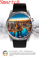 Smartch KW99 Smart Watch Android 5 1 OS MTK6580 Bluetooth 4 0 3G WIFI GPS ROM