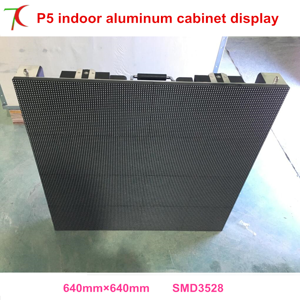 P5 Indoor SMD3528  Rental Screen Widely Used In Stages, Conference, Wedding, Studios And Some Other Large Entertainment Places