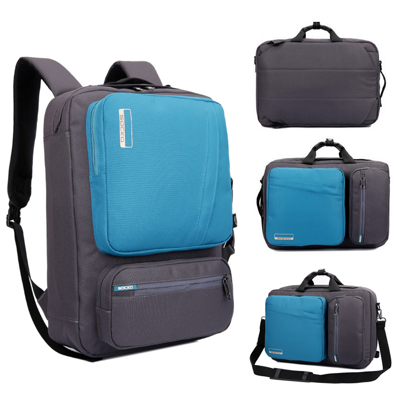 High Quality Waterproof Nylon Laptop Backpack Laptop Bag 15 6 Men Women Computer Notebook Bag 17