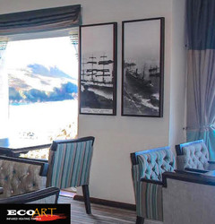 Ecoart 720 watt far infrared heater 600*1200mm Energy Saving Electric Heater Infrared heating system