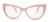 Mais novos das Mulheres Da Moda Borboleta Mulheres Óculos Ópticos Lente Clara Óculos de Prescrição Rx oculos de grau feminino