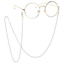 70cm Bead Spectacles Chains Reading Glasses Sunglasses Lanyards Travel Party Eyewear Accessories Fashion Non-slip Anti-lost L2