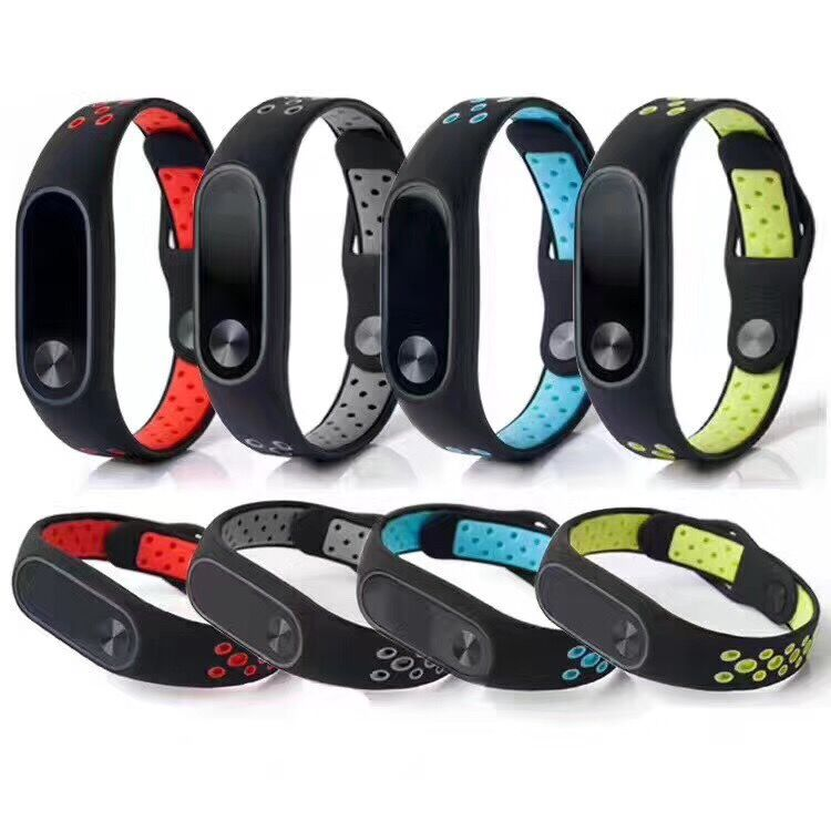 <font><b>Wristband</b></font> <font><b>Band</b></font> <font><b>Strap</b></font> For Xiaomi <font><b>Mi</b></font> <font><b>Band</b></font> 2 <font><b>3</b></font> <font><b>4</b></font> Smart <font><b>Bracelet</b></font> Miband 2 Replacement <font><b>Silicone</b></font> Wrist <font><b>Strap</b></font> sprort nike+ <font><b>band</b></font> image