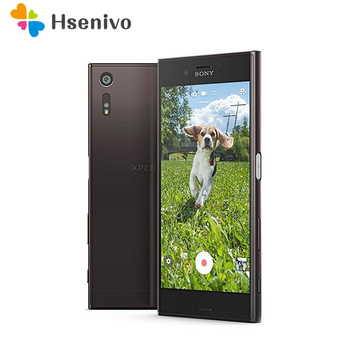 F8331-smartphone Sony Xperia XZ F8331, Original libre, 4G LTE, 3GB de RAM de ROM, 32GB, Quad Core, Android 5,2