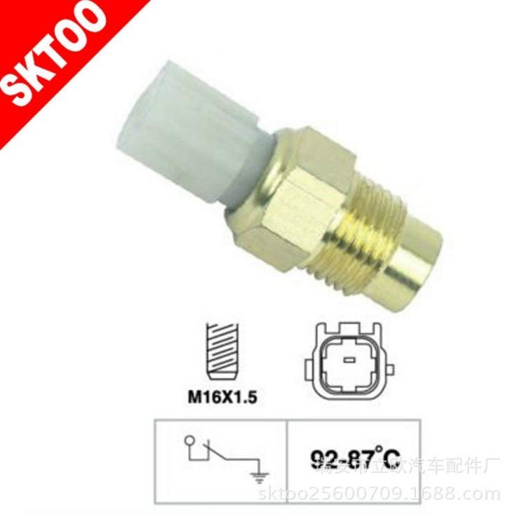 Para a TOYOTA ventilador do radiador do tanque de Água interruptor de controle de temperatura 89428-12160 Auto Interruptor Térmico
