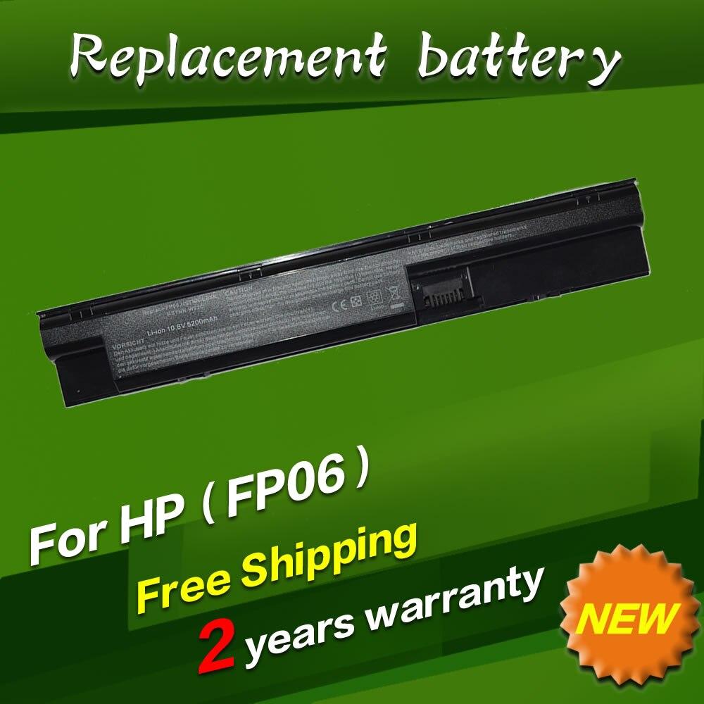 JIGU 6Cells Laptop Battery For HP Probook 440 445 450 455 470 FP09 FP06 H6L26AA H6L27AA