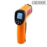 GM300E Digitales Infrarot-thermometer Berührungsfreie LCD Laser Temperatur Tester Pistole Großhandel