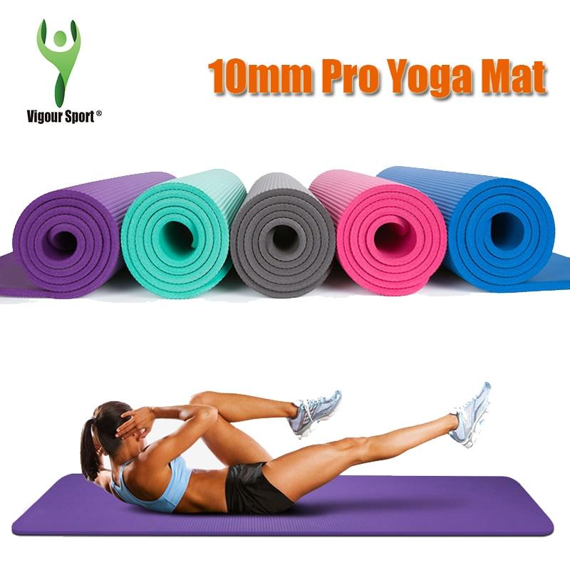 2016 новый пвх упражнение йога мат