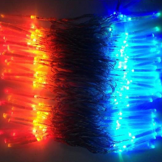 buy modeling string fiber optic christmas decorations color changing led string. Black Bedroom Furniture Sets. Home Design Ideas