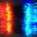 Modeling String Fiber Optic Christmas Decorations Color Changing LED String Lights, AC220V Input 10 Meter/Set