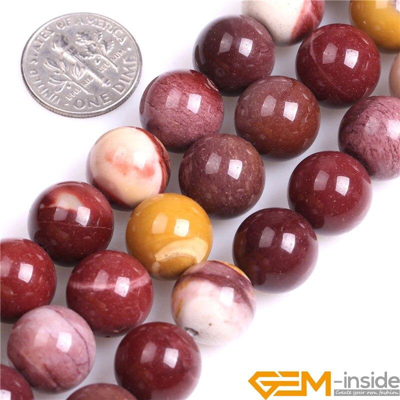 """Yellow Red Natural Mookaite Jasper Heishi Spacer DIY Jewelry Making Beads 15/"""""""