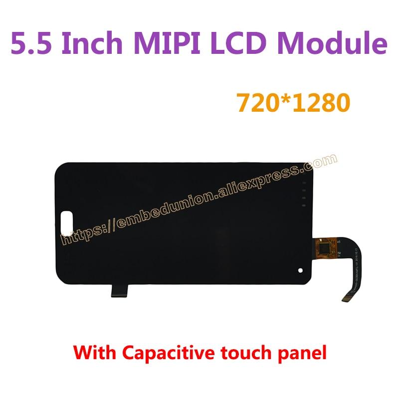 9TRIPOD 5.5 Inch MIPI LCD Module,portable to X3288 development board Drive Demo Board fast free ship csra64110 development board development resources debug board demo board emulation board