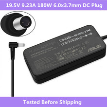 19,5 V 9.23A 180W 6,0X3,7 мм ноутбук AC зарядное устройство для адаптера Замена запасных частей для Asus FX86F FX86SM GM501GM GX531GM