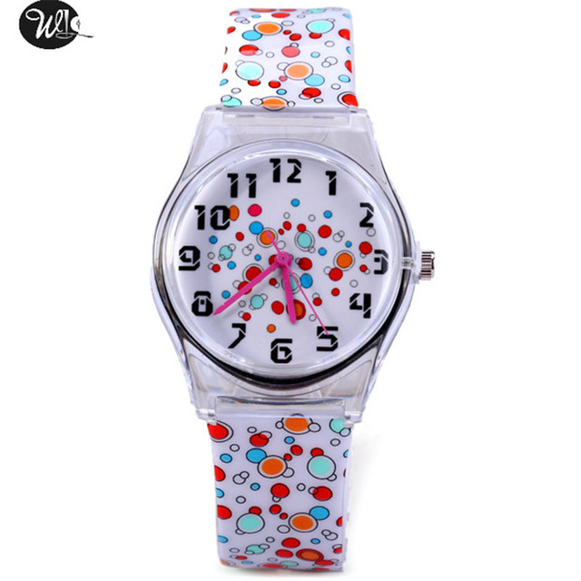 My friend gift fashion quartz silicone watch waterproof casual style comfortable