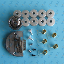 26 PCS PART SET FITS JUKI SINGER BROTHER INDUSTRIAL SEWING MACHINE