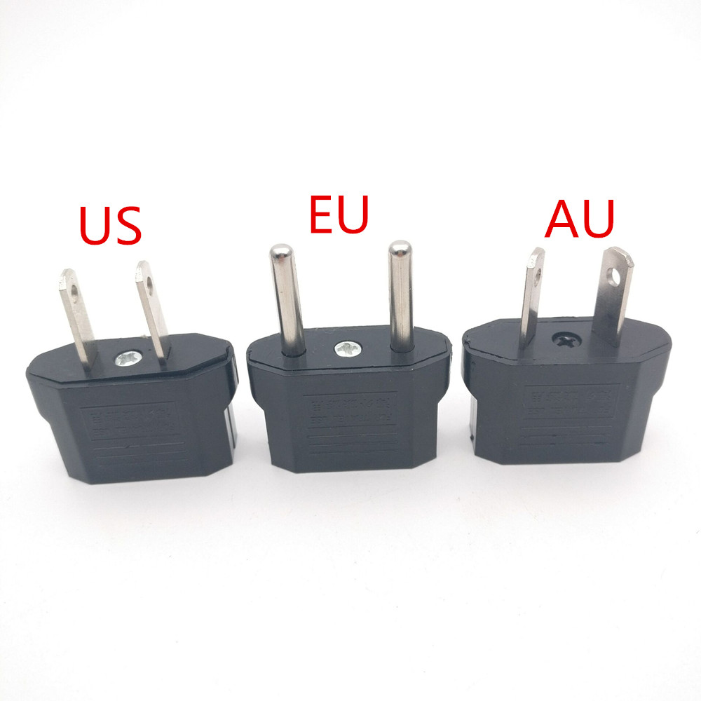 Us Socket Wiring An Ac Schematic Diagrams Europe 10pc Universal Eu Au Plug Usa Euro Travel Wall Power Nato Trailer Diagram
