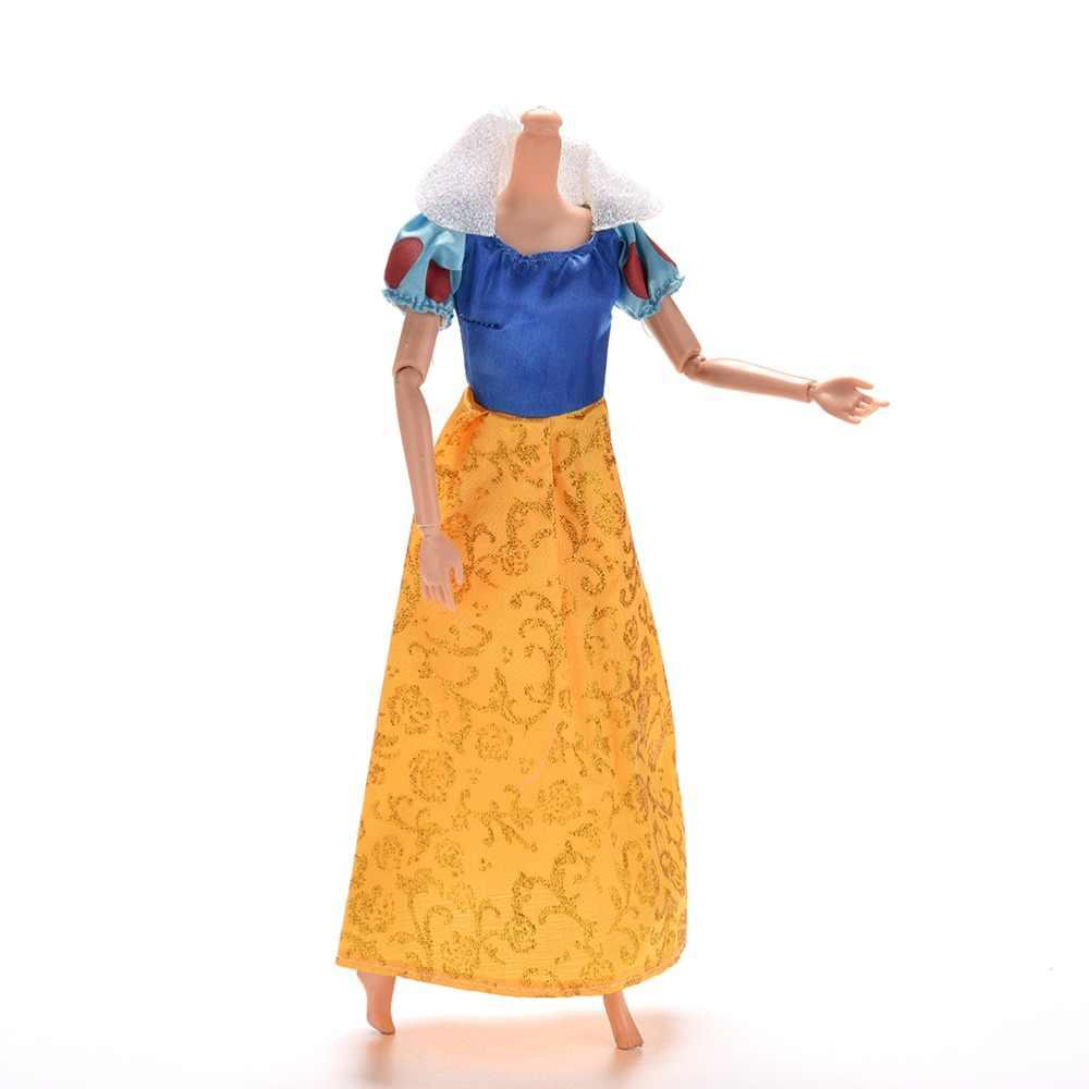 """Handmade แฟชั่นชุดสำหรับ Noble ตุ๊กตาสำหรับสาว 11 """"สาววันเกิดปีใหม่ที่ดีที่สุดสำหรับเด็กสวย"""