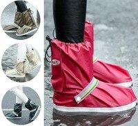 Новая мода 4 цвета покрытие на обувь от дождя водостойкие для женщин и мужчин zapatos cubren многоразовые галоши