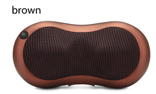 Cervical massage device neck massage pillow car household multifunctional cushion lumbar full-body massage device/140905