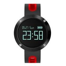 Smart Браслет Bluetooth 4.0 Водонепроницаемый IP67 Фитнес трекер сердца Номинальная Мониторы шагомер для IOS Andorid Системы