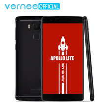 vernee Apollo Lite Android 6.0  Helio X20 Deca-Core Mobile Phone 5.5″ FHD Cell phones 16MP CAM 4G RAM 32G ROM Type-C Smartphone