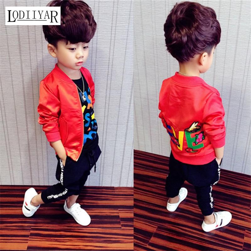 ФОТО Baby Boys Clothes Print Jacket, 2017 Brand Coats Boys Clothes, Fashion Outerwear Long Sleeve Coat Autumn & Winter Warm Jacket