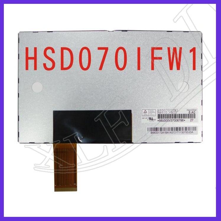 ZhiYuSun   HSD070IFW1-A00 HSD070IFW1  for GPS CAR DVD 7 pollici schermo lcd 40 pin 1024*600 thickness 3MMZhiYuSun   HSD070IFW1-A00 HSD070IFW1  for GPS CAR DVD 7 pollici schermo lcd 40 pin 1024*600 thickness 3MM
