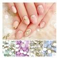 1440 pçs/saco 2016 nova japão 3D arte do prego decoração de unhas DIY acessórios opala cristal ferramentas unhas para Manicure