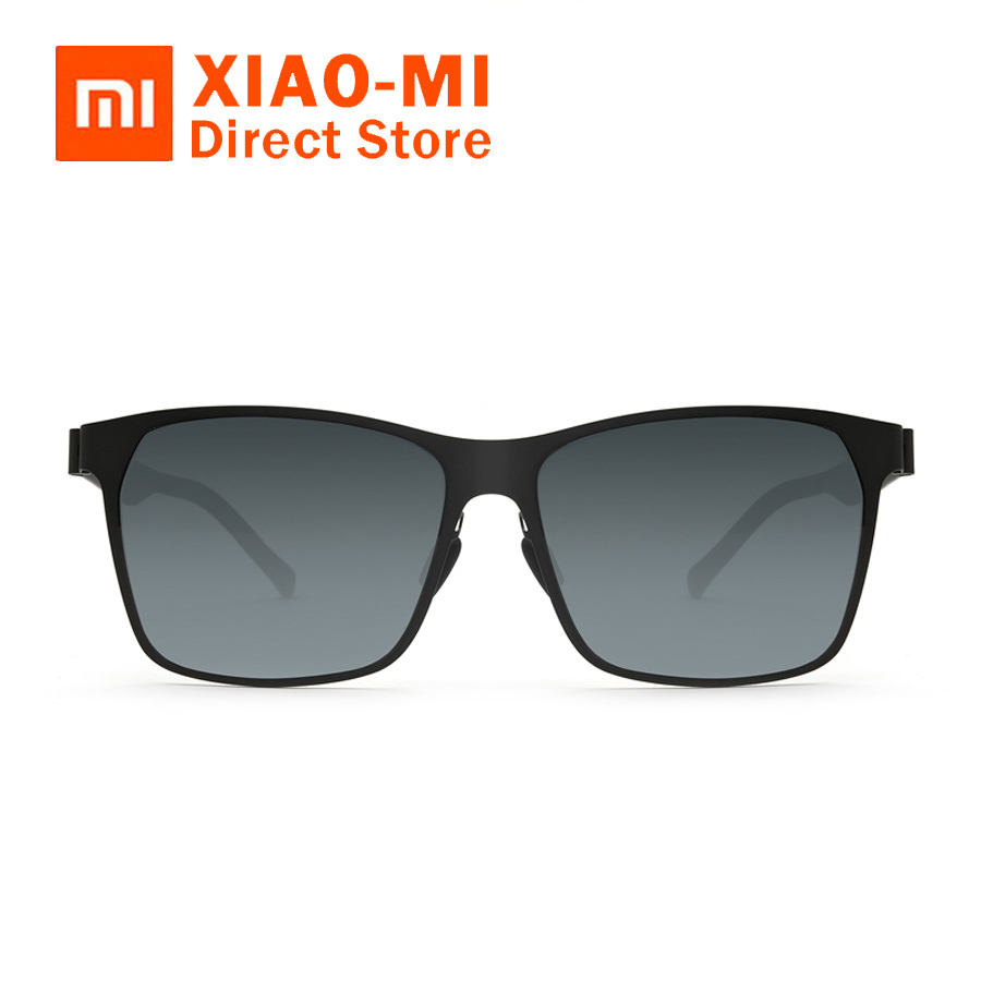 2018 Newest Original Xiaomi Mijia Customization Ultra-thin Lightweight TS Nylon Polarized Sunglass Designed For Outdoor Travel american loft style water pipe lamp retro edison pendant light fixtures for dining room hanging vintage industrial lighting