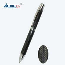 Free shipping Hot sale Classic Popular Metal and Carbon Fiber Ball Pen