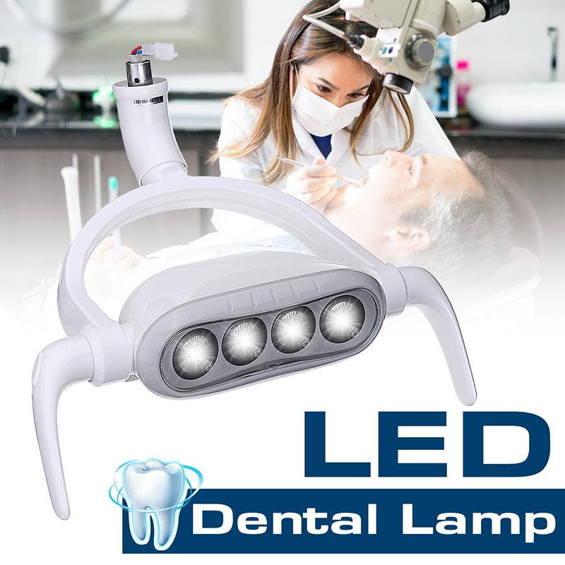Professional Dental Induction Lamp LED Oral Operation Light Oral Light Sensor Lights For Dental Unit Chair
