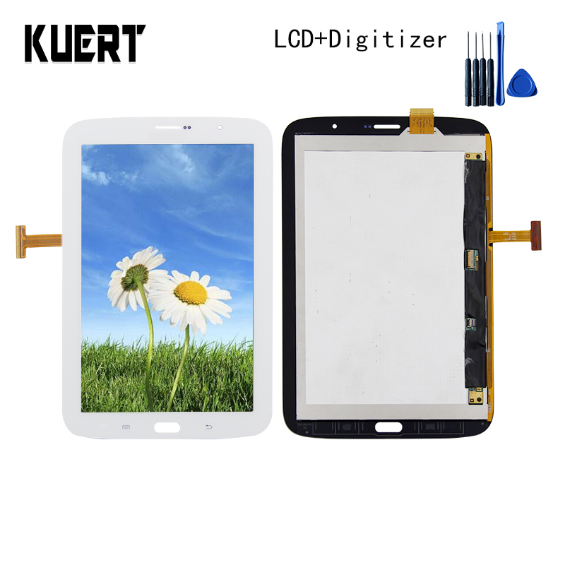For Samsung Galaxy Note 8 GT- N5100 N5110 Panel LCD Combo Touch Screen Digitizer Glass LCD Display Assembly Parts Free Tool full lcd display touch screen digitizer frame for samsung galaxy note 3 gt n9005 n9005 black white