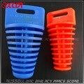 Tapón de escape del silenciador de lavado para lavado a Dirt Pit bike, motocicleta, moto, ATV Parts uso 2 unids ( 1 grande, 1 pequeño )