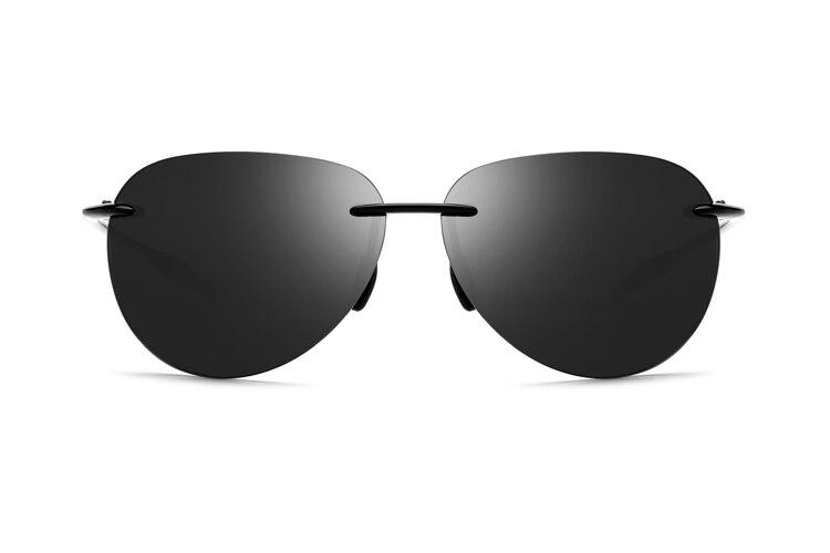 Compre Ultraleve Ultem TR90 Sem Aro Óculos De Sol Dos Homens ... 8f1f72e5fc