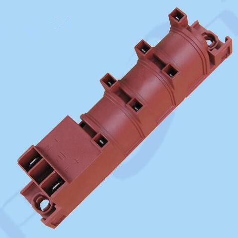 220 ~ 240 V AC Pulso Ignitor Fogão A Gás Com SEIS Conexões Terminais Seguro Dispositivo de Ignição de Alta Qualidade