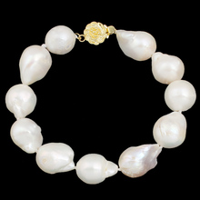 Free shipping!9-10mm real freshwater pearl bracelet white Freshwater Nucleated Pearl bead bracelet natural Keishi pearl bracelet