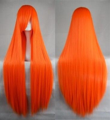 Косплей парик Хацунэ Мику 100 см