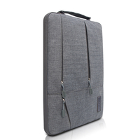 Black Laptop Bag Case For MacBook Air Pro 11 12 13 15 Men S Bag For
