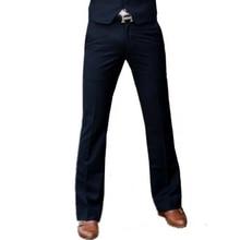 Весна, Европейский, США, расклешенный костюм, брюки, стильные, новые, мужские, расклешенные, d брюки, официальные штаны, расклешенные, брюки, ботинки, костюм, брюки, размер 28-37