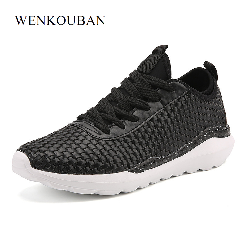 Summer Men Sneakers Air Mesh Trainers Breathable Tenis Casual Shoes Lace Up Anti Slip Zapatillas Deportivas Hombre